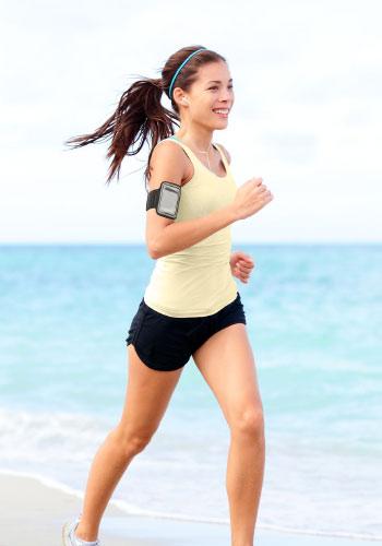 runner-massage